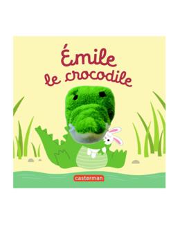 Livre Emile le crocodile les bébêtes