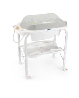 Table à langer avec baignoire Cambio