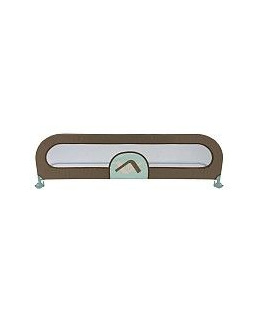 Barrière de lit ouvrante