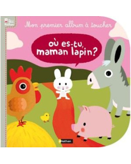 Livre Où es-tu maman lapin ?