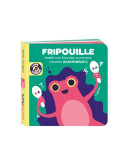 Danse avec Fripouille, la grenouille