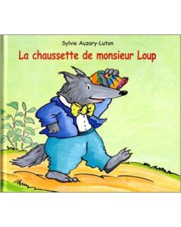 Livre La chaussette de Monsieur Loup