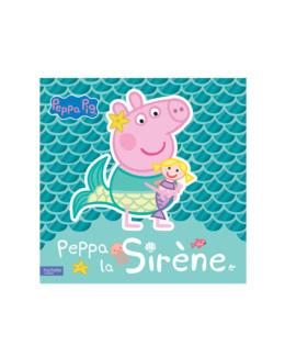 Livre Peppa Pig et la sirène