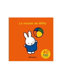 Livre Le monde de Miffy