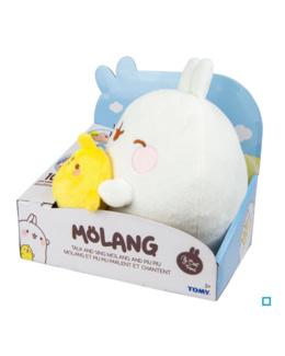 Molang et Piu Piu parlent et chantent