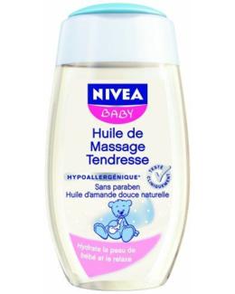 Huile de Massage Tendresse - 200 ml