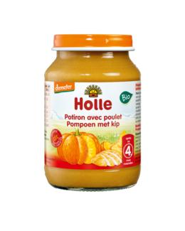 Potiron Poulet