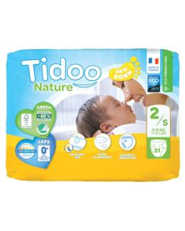 Couches écologiques Tidoo