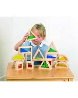 16 blocs sensoriels