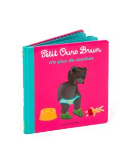Livre Petit Ours Brun n'a plus de couches