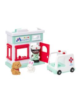 Mini clinique vétérinaire et accessoires - Imagibul