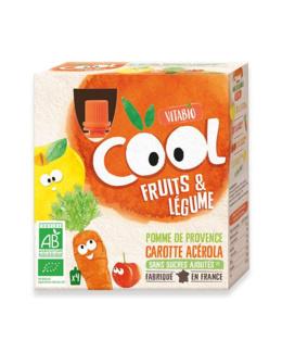 Cool Fruits et Légume - Pomme de Provence Carotte Acérola