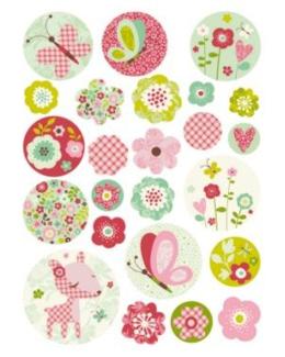 48 stickers Minilabo bebe