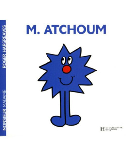 Livre Monsieur Atchoum