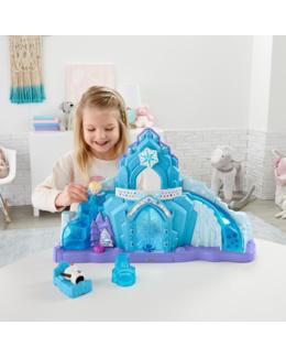 Jouet d'éveil le palais de glace d'Elsa