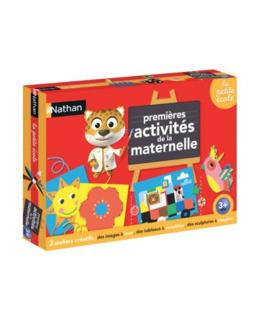Coffret de jeux L'atelier de la maternelle