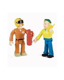Sam Le Pompier - Sam et Charlie