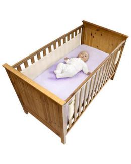 Enveloppe de lit Bébé aérée et respirante