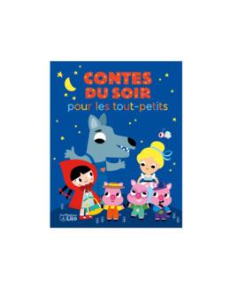 Livre Contes du soir pour les tout-petits