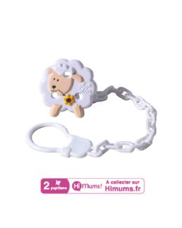 Clip chaînette Mouton