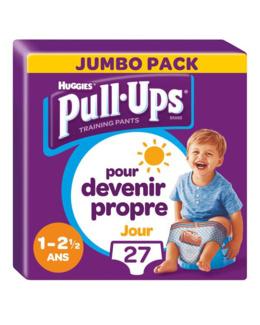 Pull-Ups Culottes Jour Garçon (8-15 kg)