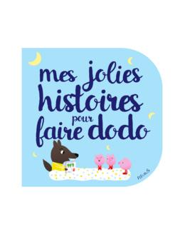 Livre Mes jolies histoires pour faire dodo