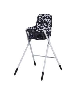 Chaise haute avec ceinture Spoling