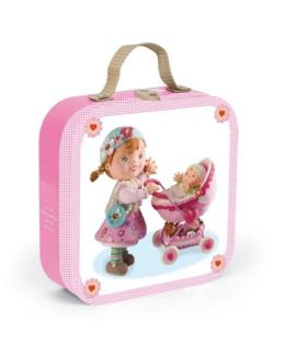 Puzzle Lilou joue à la poupée