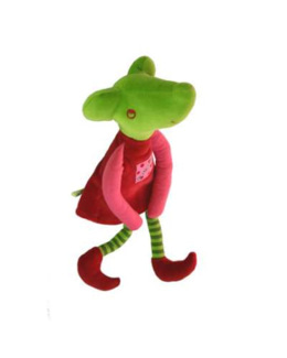 Petite Vénus, la souris verte