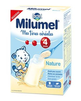 Mes 1ères céréales Milumel