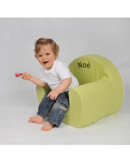 Fauteuil bébé personnalisé