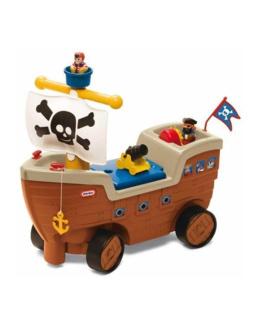 Porteur Bateau Pirate 2 En 1