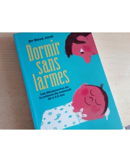"""Livre """"Dormir sans larmes"""" Dr. Rosa Jové"""