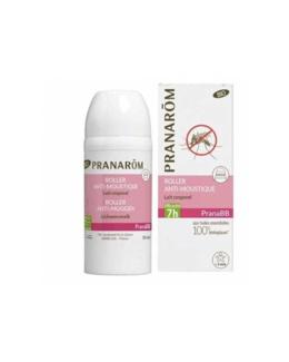 Roller anti-moustique lait corporel PranaBB