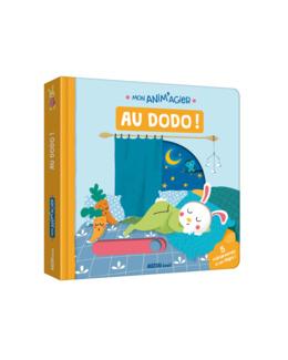 Livre Mon anim'agier Au dodo