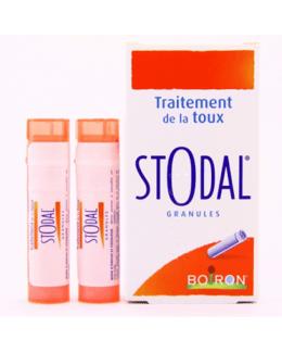 Granules homéopathiques Stodal : traitement contre la toux