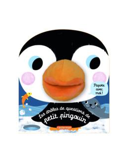 Livre Les drôles de questions de petit pingouin