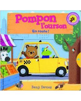 Pompon l'ourson : en route !