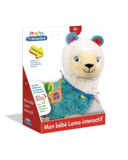 Mon bébé Lama interactif
