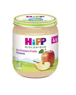 Mes premiers fruits Pommes - 1 pot x 125g - dès 4/6 mois