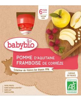 Pomme d'Aquitaine Framboise de Corrèze