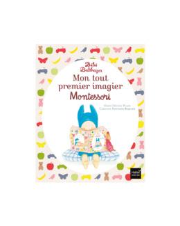 Livre Balthazar Mon tout premier imagier Montessori