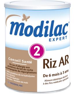 Lait Expert Riz AR 2