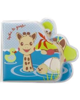 Livre de bain Sophie la Girafe