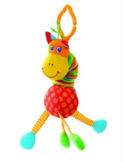 Girafe hochet à vibrations