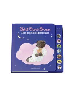 Livre Petit Ours brun s'endort avec les berceuses