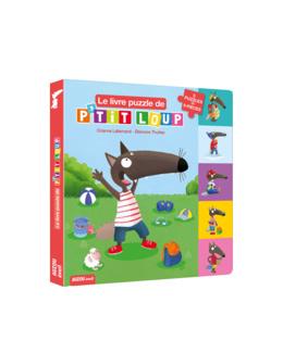 Livre Le livre puzzle de P'tit Loup
