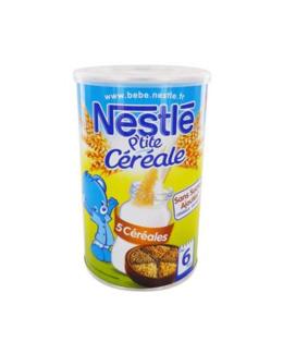 P'tite céréale 5 Céréales