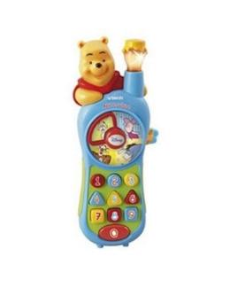 Téléphone Allo les Amis Winnie l'ourson