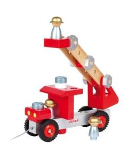 Jeu de construction Camion de pompier